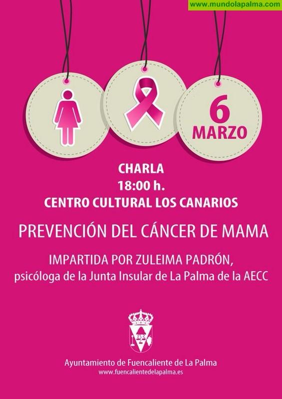 """Charla """"Prevención del Cáncer de Mama"""""""