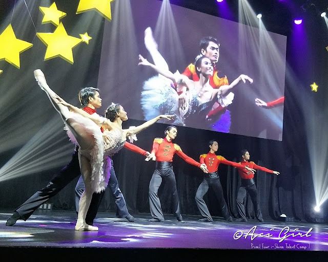 Promil Four iShine Talent Camp 7 - Ballet Camp by Lisa Macuja-Elizalde of Ballet Manila