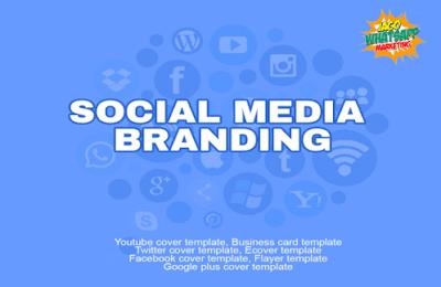 Social Media Branding Bisnis 3i-Networks