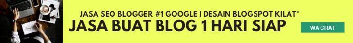 jasa buat blog