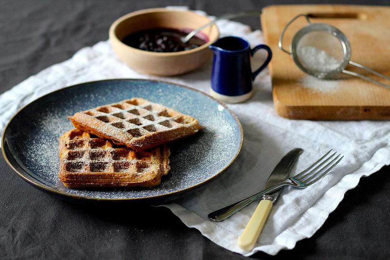 best vegan waffle recipe