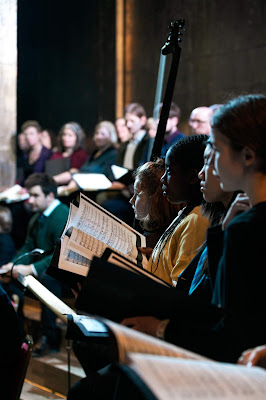 Bach: St John Passion - English Touring Opera at the Hackney Empire (Photo Andreas Grieger)