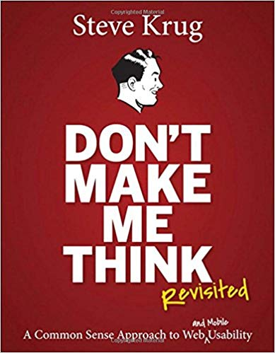 Don't Make Me Think Revisited front cover