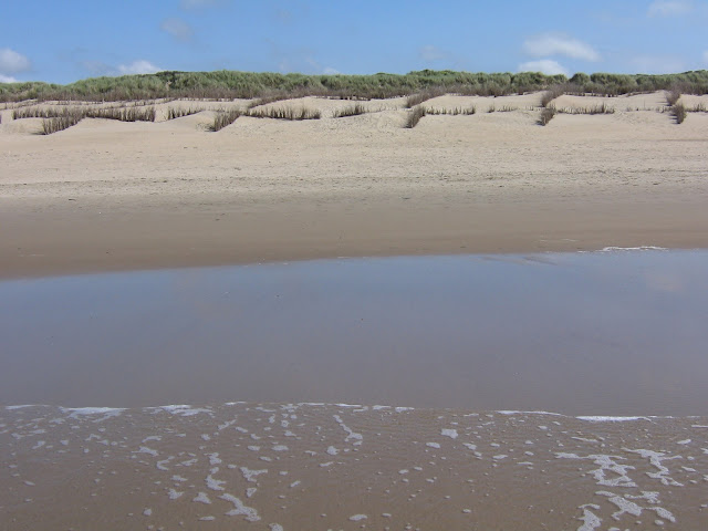 Genieten van het strand en de zee? Ga met de trein! | (c) Koen Goossens