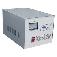 Estabilizador solido de 1500W 1.5Kva / EN-S1500 - 220vac