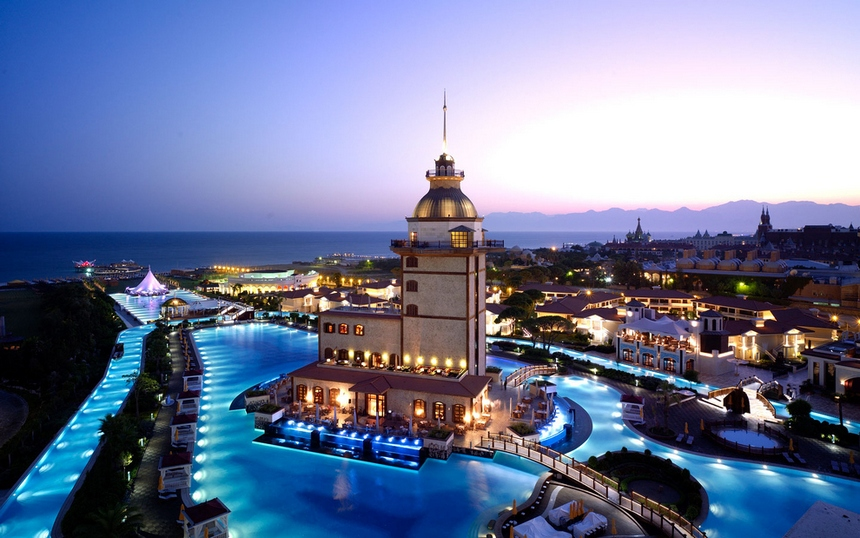 6. Mardan Palace, Turkey