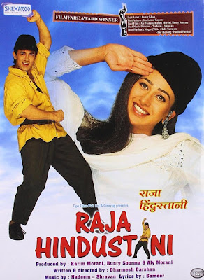 Raja Hindustani (1996) Hindi 720p WEB HDRip x265 HEVC