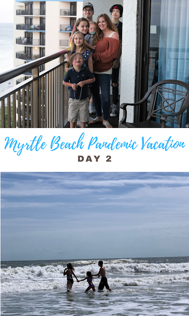 Myrtle Beach Pandemic Vacation