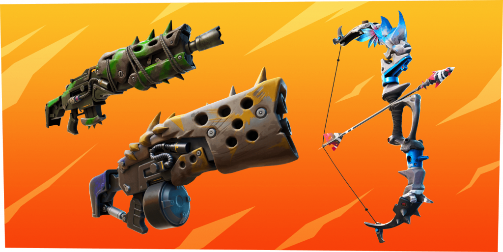 Epic brings further changes to the weapon balance
