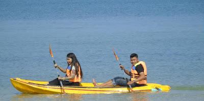 pantai bondo menjadi salah satu spot menarik wisata di jepara