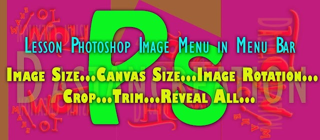Image Size-Canvas Size-Image Rotation-Crop-Trim-Reveal All Photoshop In Hindi