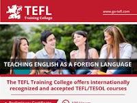10 Inspirasi Brosur Keren untuk Tempat Kursus Bahasa Inggris
