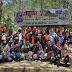 Jalin Silaturahmi dengan Insan Pers, Kejaksaan Negeri  Kotabaru Gelar Family Gahering di Pantai Gedambaan