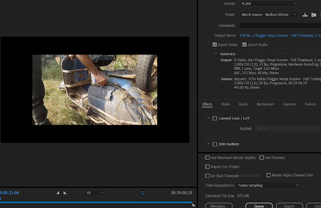 cara mengatasi Video Tidak Full Screen di Adobe Premiere