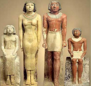 Costumes worn in Egypt