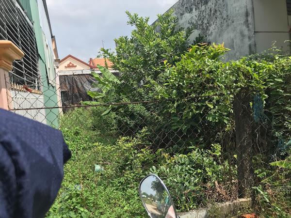 Bán 103m2 đất thổ cư sau lưng UBND xã Bình Khánh