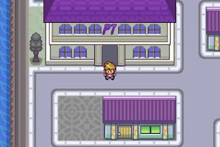 Pokemon Arceus Legend para GBA Base Secreta Team Rocket