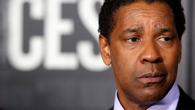 """Una detención """"de película"""": Intenta robar un auto durante un rodaje de Denzel Washington"""