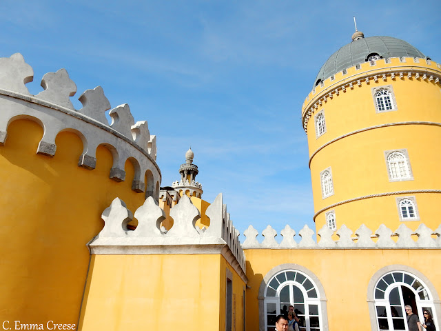 Pena Palace Day Trip Sintra Portugal Adventures of a London Kiwi