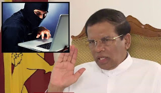 Student Who Hacked Sirisena's Official Website
