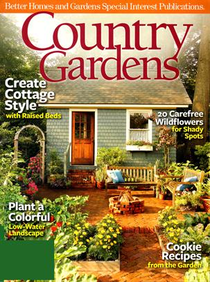 Cookies Inspired By The Garden My Story In Country Gardens Magazine