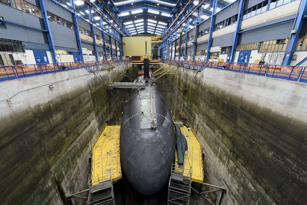 Affaire des sous-marins : Naval Group compte envoyer la facture à l'Australie