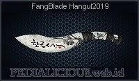 Fang Blade Hangul2019