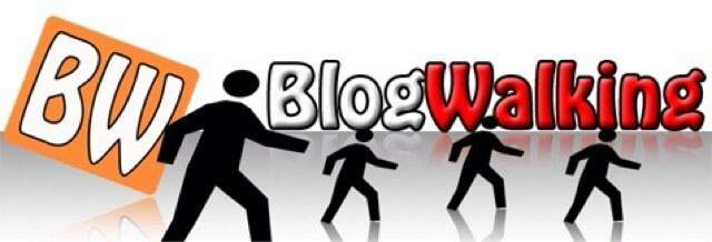 Cara Melakukan BlogWalking Yang Benar Untuk Blog - Jagoan Kode