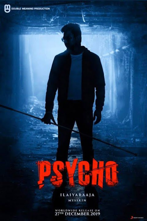 Psycho 2020 Full Movie Download Tamil BluRay Dual Audio Tamil HEVC 480p 720p 1080p