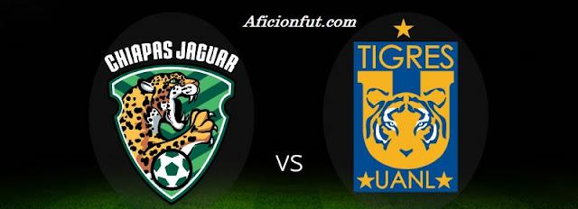 Chiapas vs UANL