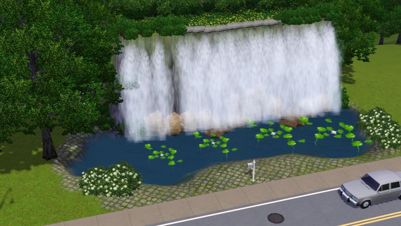 Come Fare Una Cascata In Giardino.The Sims Giuly Download E Tutorial Di The Sims 3 Tutorial Creare