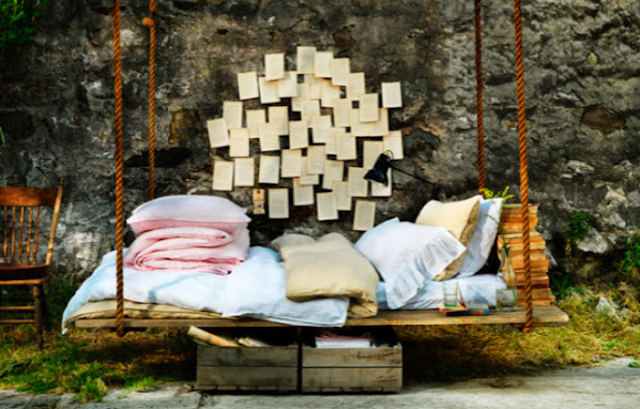 CREATIVE WAYS TO RECYCLE WOODEN PALLETS