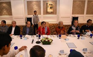 Ketua Menteri Sarawak bertemu semua Ahli Parlimen GPS