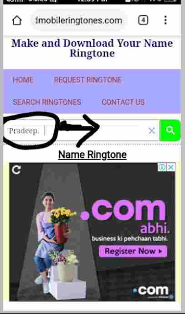 Apne naam se ringtone kaise banaye in hindi mein. Apne naam ka ringtone kaise banate hain. Free ringtone download. My name ringtone maker.