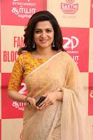 Dhivyadharshini in Saree Glamorous Photos TollywoodBlog