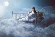 Arti Mimpi Badan Diliputi Awan Putih