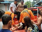 Pelajar Asal Medan Tenggelam Saat Berenang di Danau Toba
