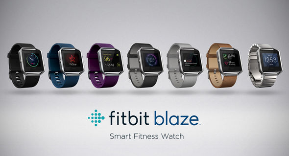 Fitbit has released the new Blaze