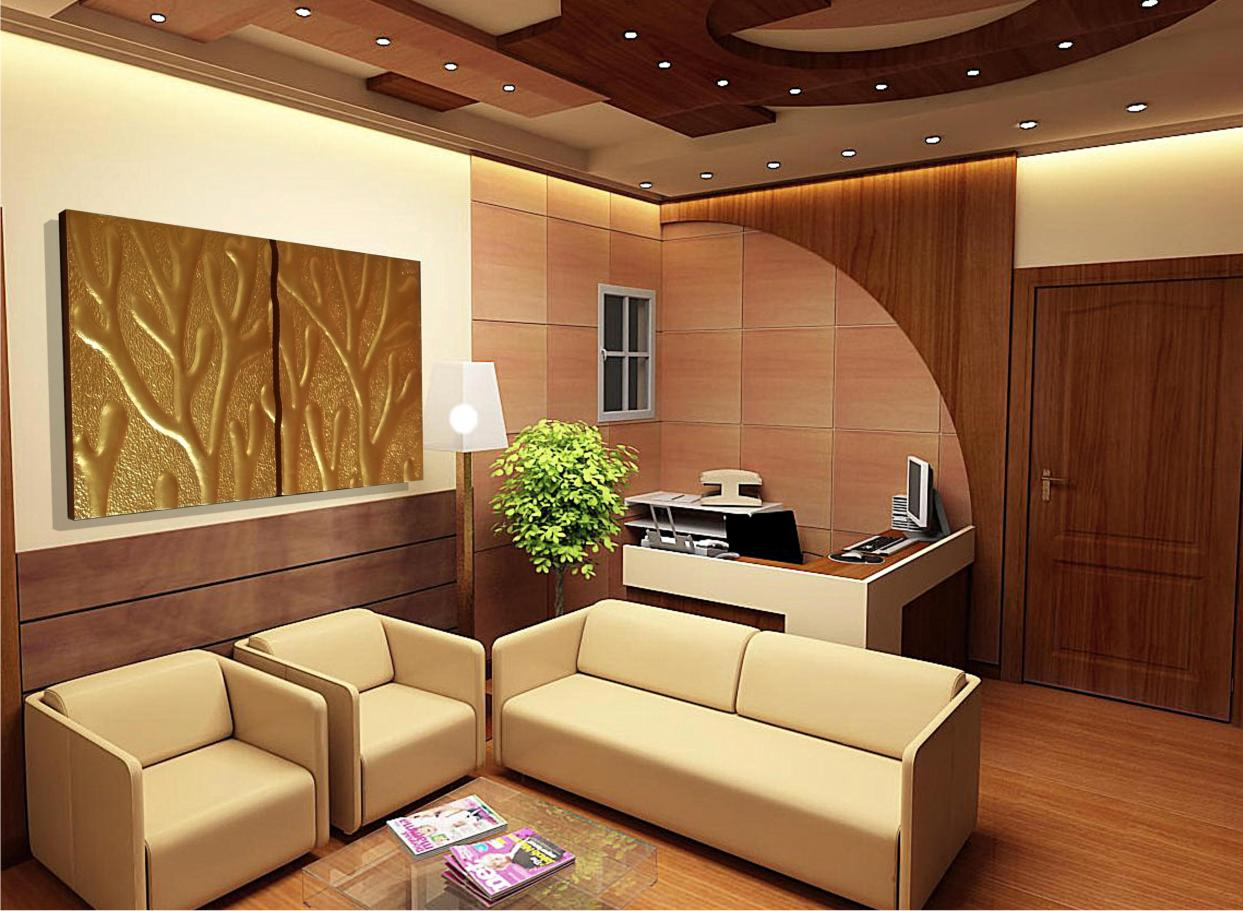 Singapore's latest trend for wall decoration: Office ...