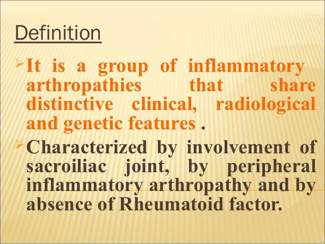 seronegative-arthropathies