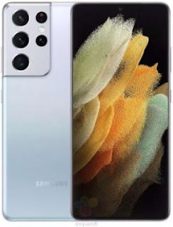 مواصفات هاتف Galaxy S21 Ultra