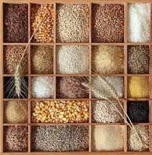 ما هي أنواع الحبوب
