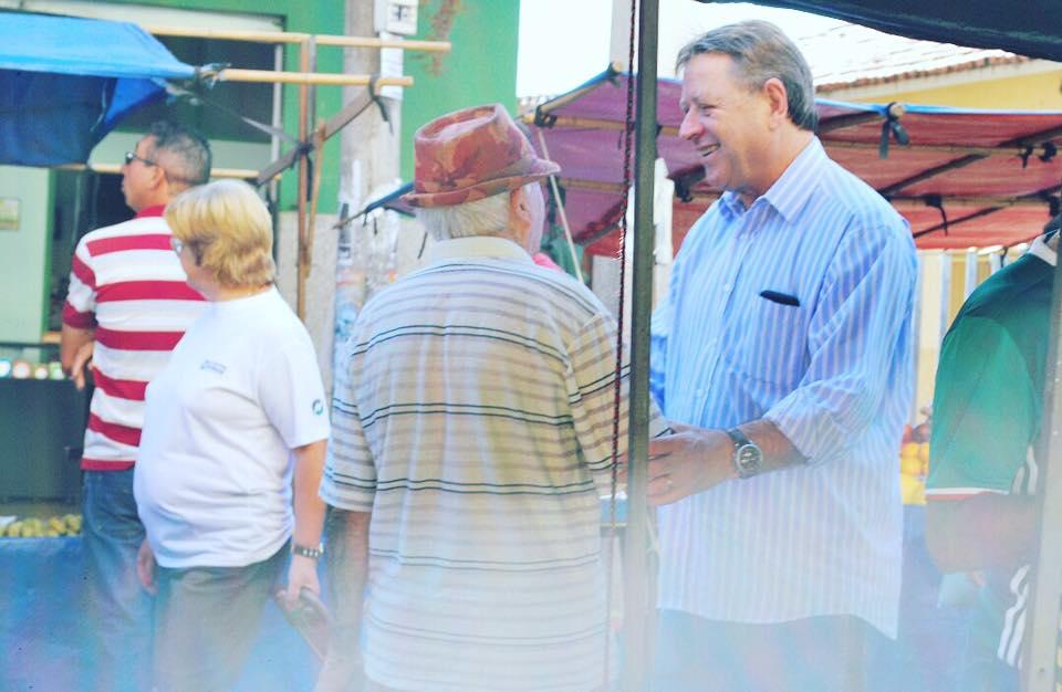 Enquete para prefeito de Pinhal aponta Zeca Bene como favorito ao cargo