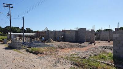Creche Escola no balneário Porto Velho, na Ilha Comprida,  terá capacidade para atender 150 crianças