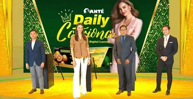 Catriona Gray Sante Daily C