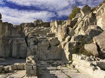 Situl arheologic megalitic de la Perperikon