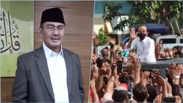 Jokowi Dilaporkan, Jimly: Kalau Presiden Langgar Hukum Prosesnya di DPR ke MK-MPR