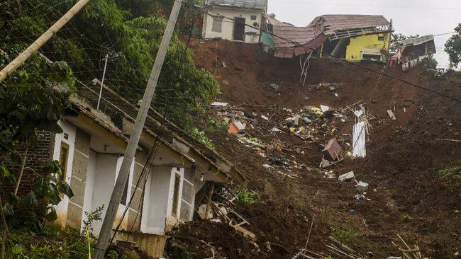 Lokasi Longsor Sumedang Rawan, Warga Bakal Direlokasi