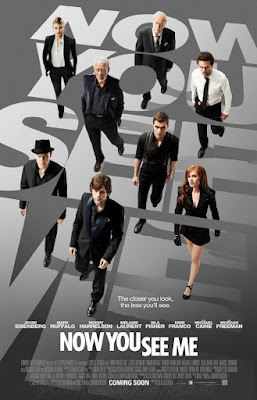 Sinopsis film Now You See Me (2013)