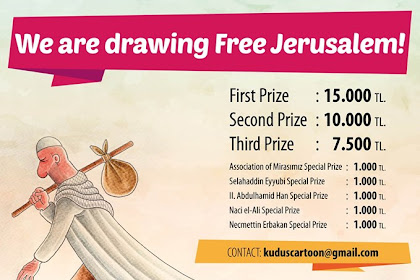 Our Heritage Jerusalem 3rd International Cartoon Competition
